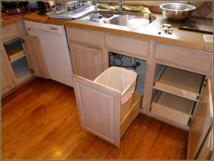 Kitchen drawers rolling shelves custom shelving roll for Sliding drawers for kitchen cabinets