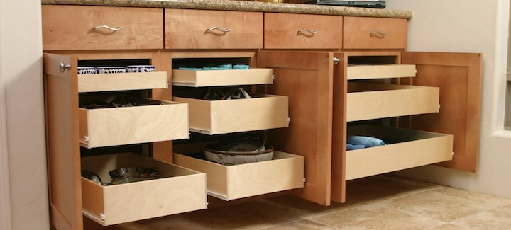 ... Roll Out Shelving For Cupboards ...